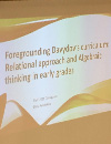 Colloquium: Foregrounding Davydov's curriculum: Relational approach and algebraic thinking in early grades